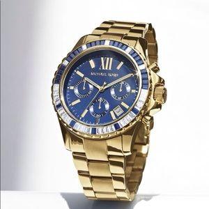 MICHAEL KORS Gold-tone Ladies Watch
